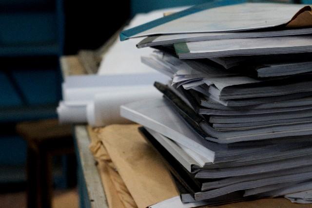 リビングの片付けは、紙の書類整理が決め手