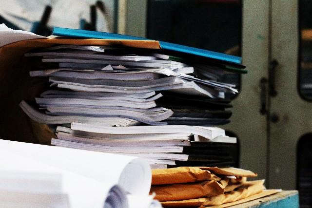 【家庭の書類整理】フォルダとファイルの違いを知ってスッキリ!