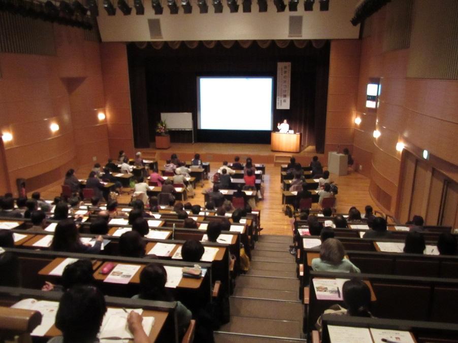 富山県女性財団主催・実家の片づけ講座無事終了しました。
