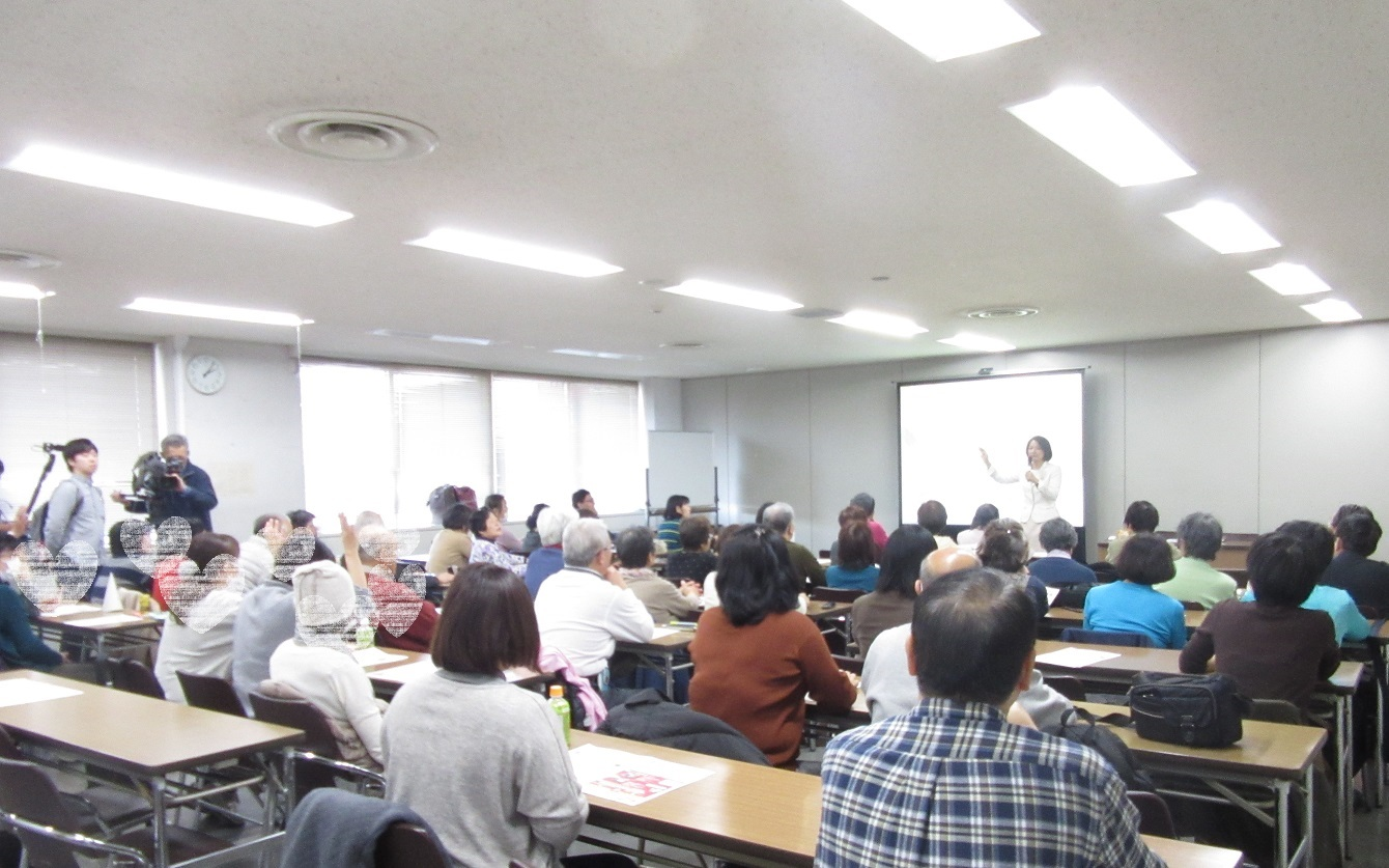 【NHK総合】「クローズアップ現代+」で実家の片づけ講座が取り上げられました。