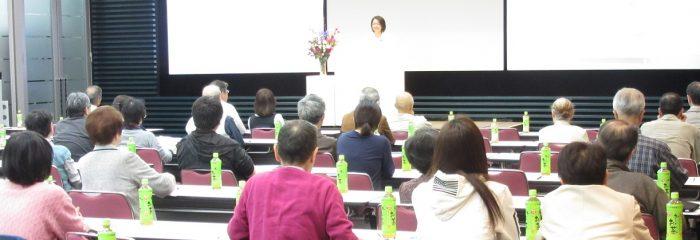 【講座】「実家の片づけ・生前整理セミナー」(東京)を企業様でさせていただきました。
