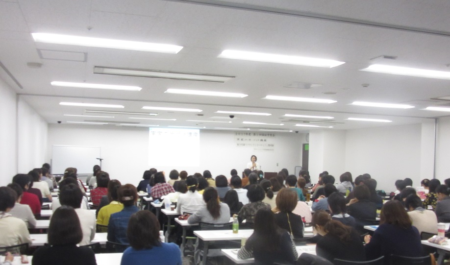 福岡講演会「実家の片づけ講座~親子円満リバウンドしないかんたん整理術~」
