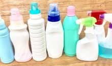 年末の大掃除は洗剤や道具を減らすチャンス