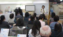 人生100年時代!モノとお金のカンタン片づけ術・東京新宿~大雪の中定員以上のご参加ありがとうございました。