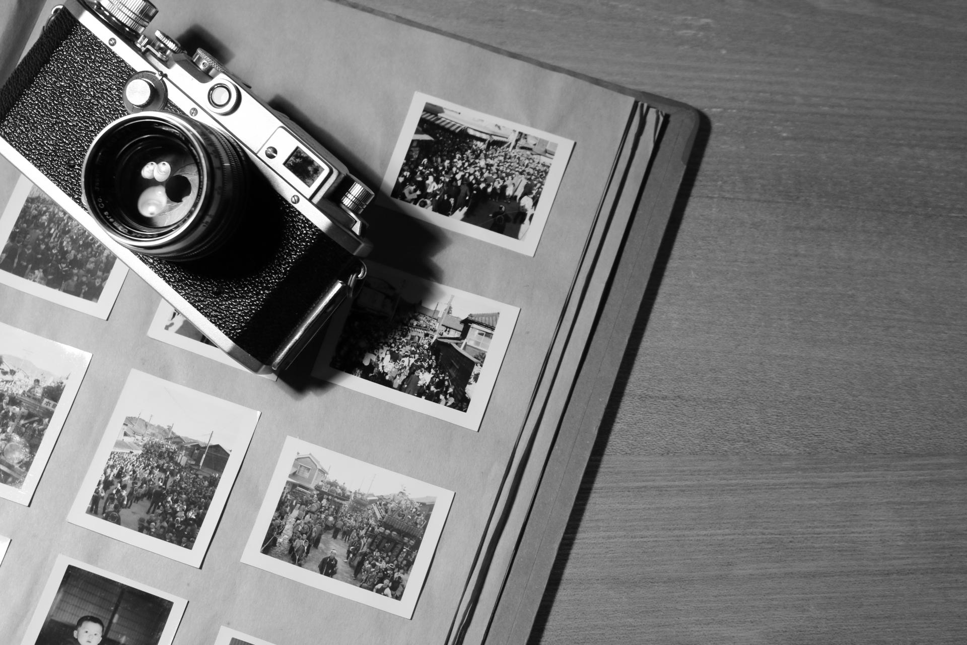 実家の写真・アルバム整理 意外な秘訣