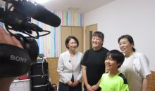 日テレ『ZIP!』終活 親子・家族で取り組む生前整理の特集に出演しました
